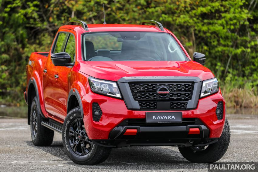 GALLERY: 2021 Nissan Navara Pro-4X facelift in-depth Image #1274142