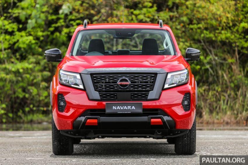 GALLERY: 2021 Nissan Navara Pro-4X facelift in-depth Image #1274153