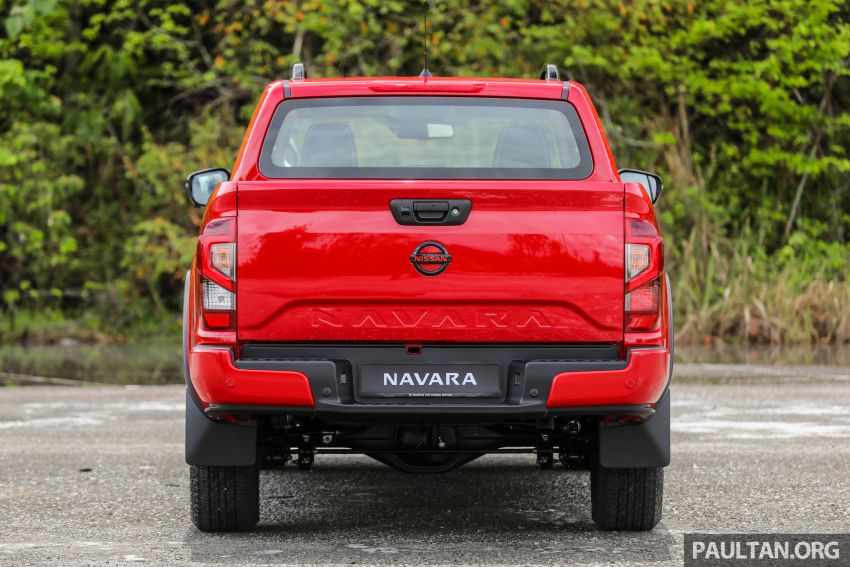 GALLERY: 2021 Nissan Navara Pro-4X facelift in-depth Image #1274154