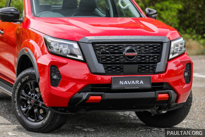 GALLERY: 2021 Nissan Navara Pro-4X facelift in-depth Image #1274156