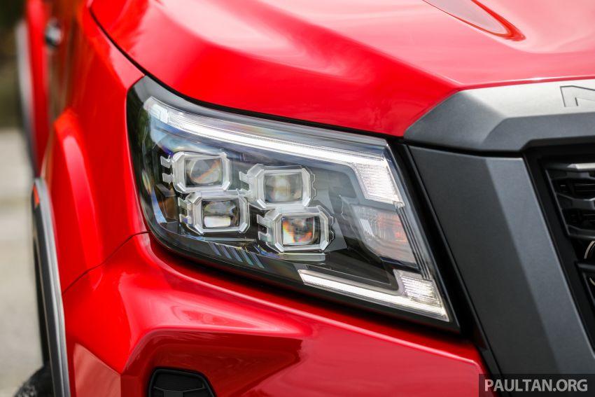 GALLERY: 2021 Nissan Navara Pro-4X facelift in-depth Image #1274157