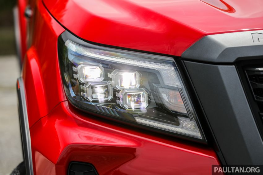 GALLERY: 2021 Nissan Navara Pro-4X facelift in-depth Image #1274158