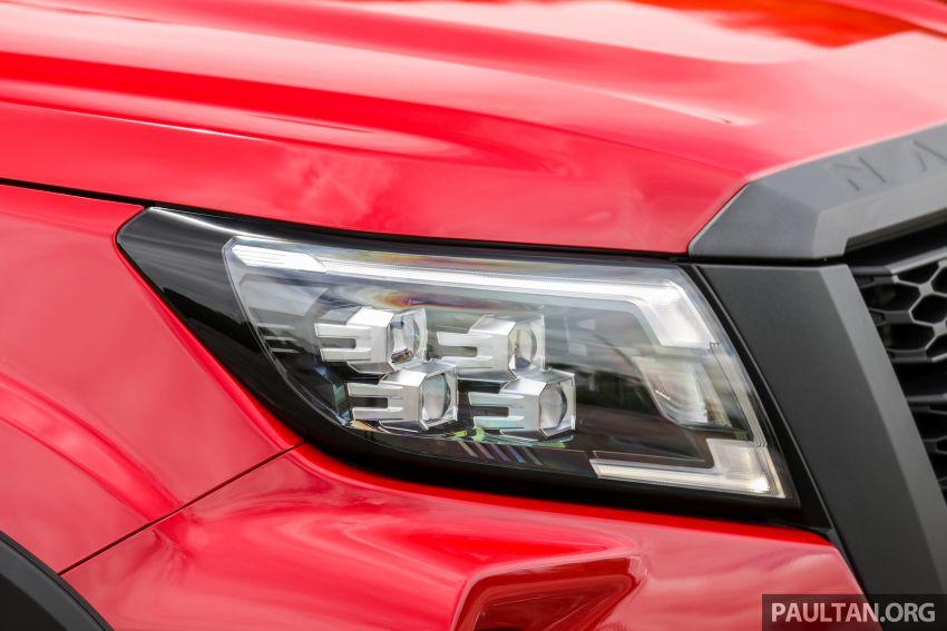GALLERY: 2021 Nissan Navara Pro-4X facelift in-depth Image #1274159