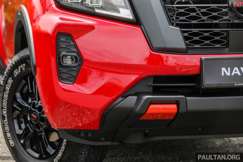 GALLERY: 2021 Nissan Navara Pro-4X facelift in-depth Image #1274160
