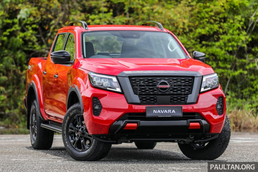 GALLERY: 2021 Nissan Navara Pro-4X facelift in-depth Image #1274143