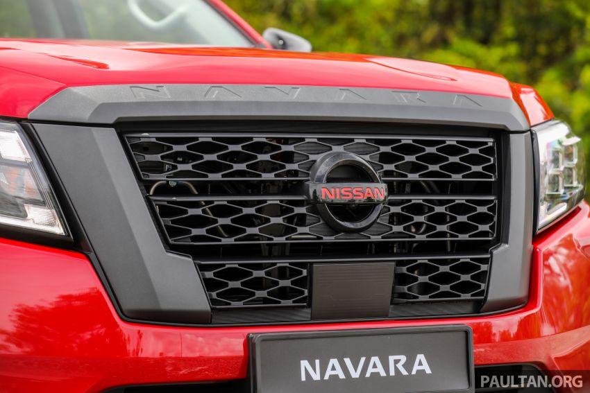GALLERY: 2021 Nissan Navara Pro-4X facelift in-depth Image #1274161