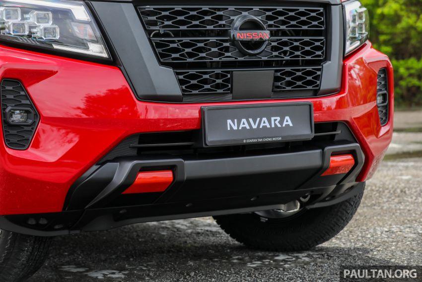 GALLERY: 2021 Nissan Navara Pro-4X facelift in-depth Image #1274162