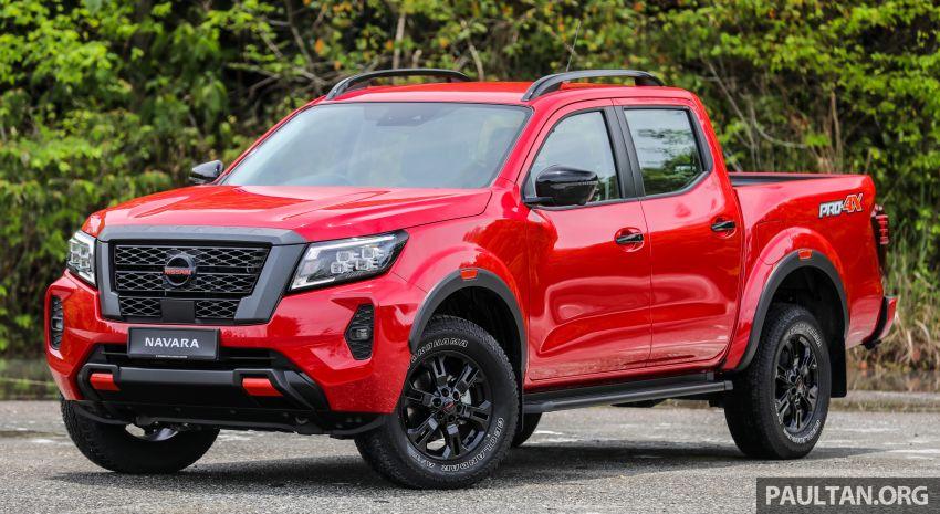 GALLERY: 2021 Nissan Navara Pro-4X facelift in-depth Image #1274144