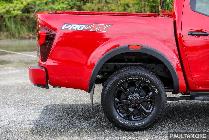 GALLERY: 2021 Nissan Navara Pro-4X facelift in-depth Image #1274171