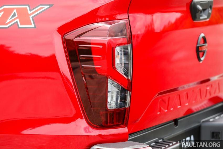 GALLERY: 2021 Nissan Navara Pro-4X facelift in-depth Image #1274174