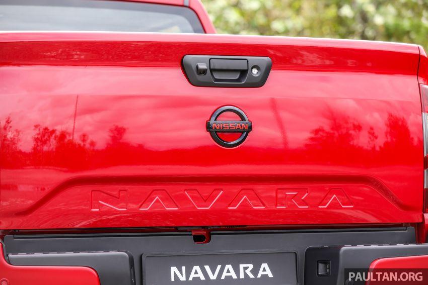 GALLERY: 2021 Nissan Navara Pro-4X facelift in-depth Image #1274176