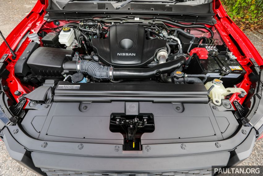 GALLERY: 2021 Nissan Navara Pro-4X facelift in-depth Image #1274178