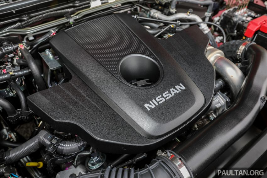 GALLERY: 2021 Nissan Navara Pro-4X facelift in-depth Image #1274179
