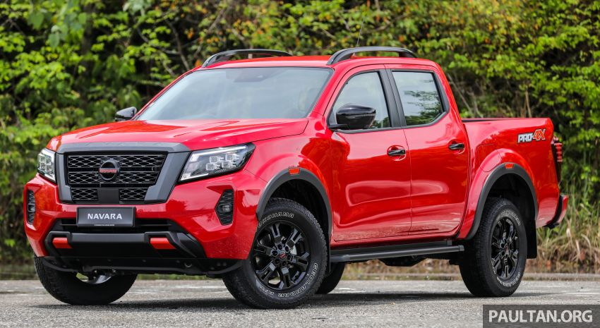 GALLERY: 2021 Nissan Navara Pro-4X facelift in-depth Image #1274145