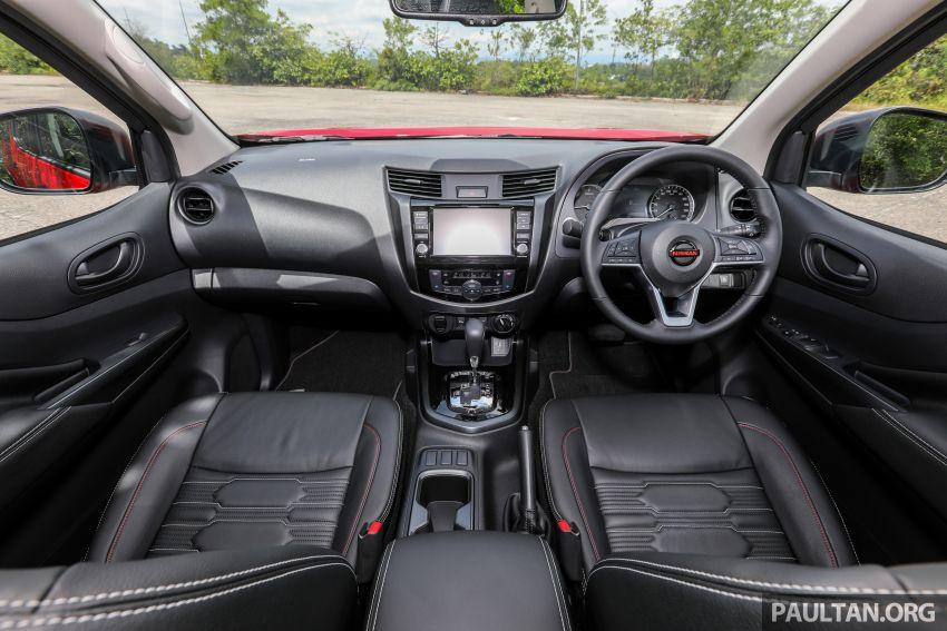 GALLERY: 2021 Nissan Navara Pro-4X facelift in-depth Image #1274180