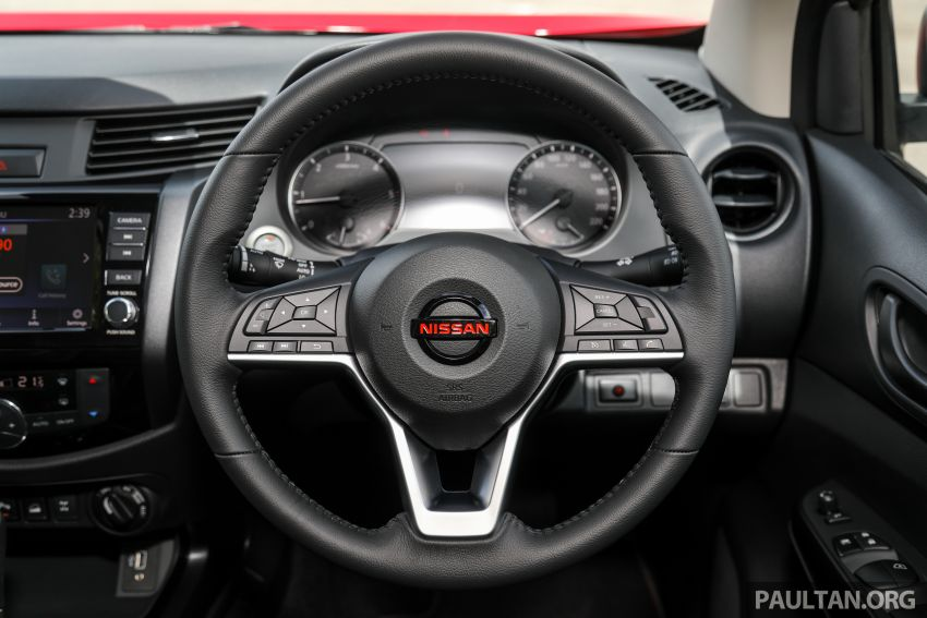 GALLERY: 2021 Nissan Navara Pro-4X facelift in-depth Image #1274206