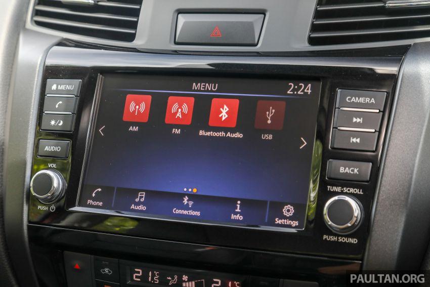 GALLERY: 2021 Nissan Navara Pro-4X facelift in-depth Image #1274212