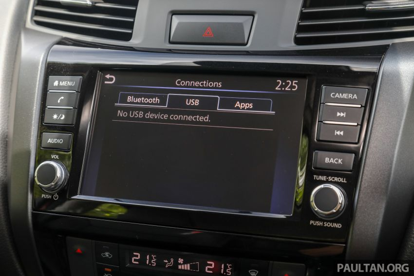 GALLERY: 2021 Nissan Navara Pro-4X facelift in-depth Image #1274216