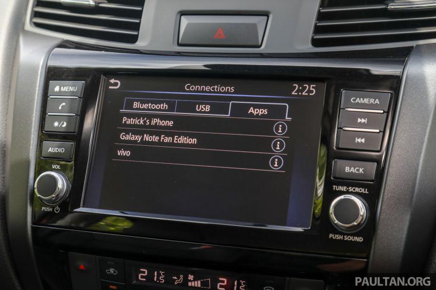 GALLERY: 2021 Nissan Navara Pro-4X facelift in-depth Image #1274218
