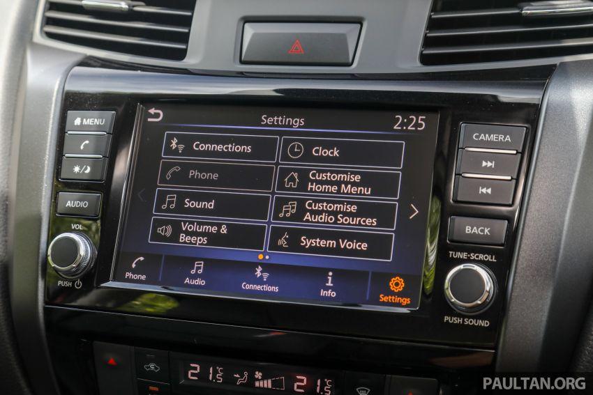 GALLERY: 2021 Nissan Navara Pro-4X facelift in-depth Image #1274220