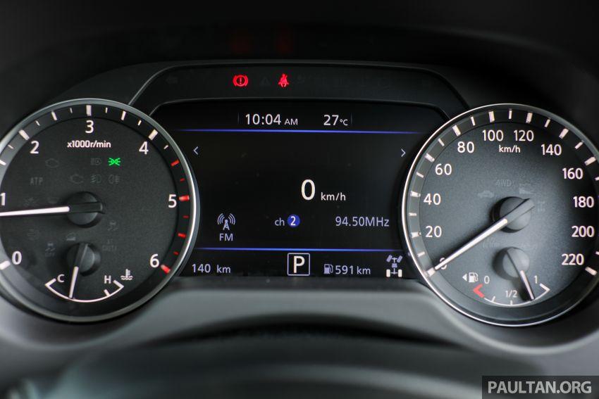 GALLERY: 2021 Nissan Navara Pro-4X facelift in-depth Image #1274183