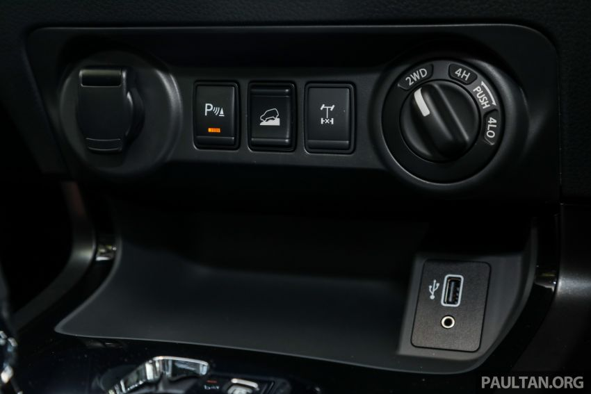 GALLERY: 2021 Nissan Navara Pro-4X facelift in-depth Image #1274232
