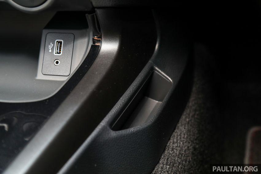 GALLERY: 2021 Nissan Navara Pro-4X facelift in-depth Image #1274234