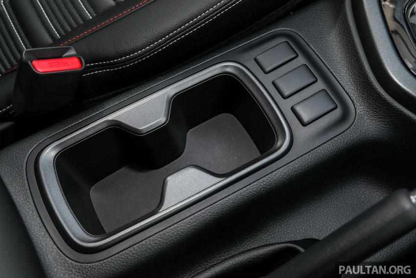 GALLERY: 2021 Nissan Navara Pro-4X facelift in-depth Image #1274236