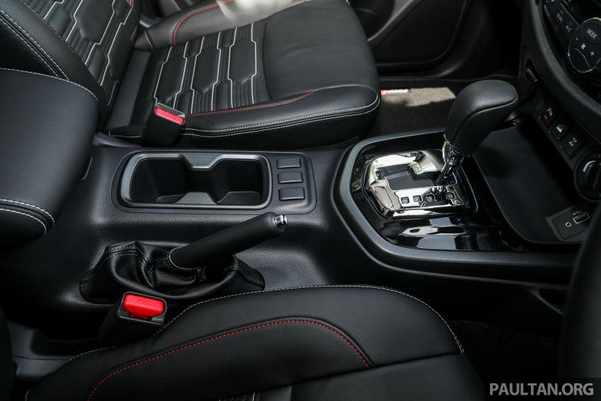 GALLERY: 2021 Nissan Navara Pro-4X facelift in-depth Image #1274238