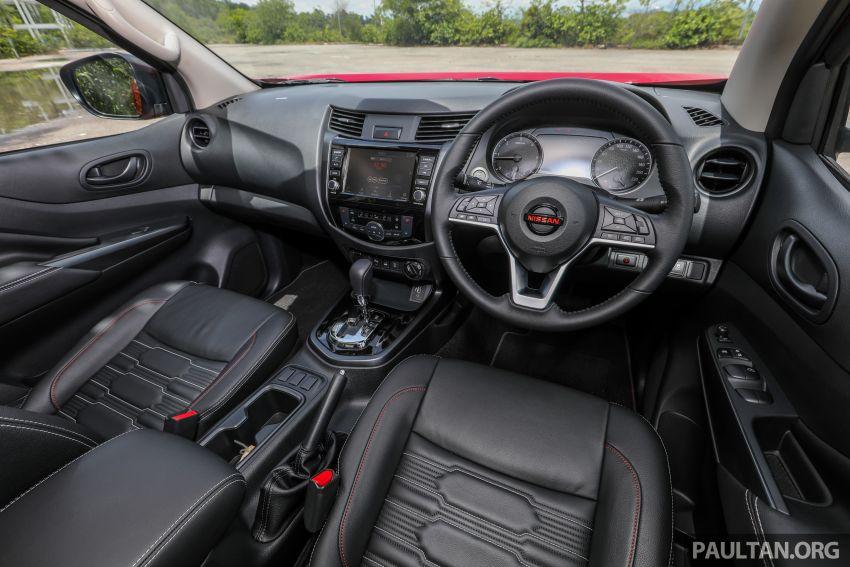 GALLERY: 2021 Nissan Navara Pro-4X facelift in-depth Image #1274245