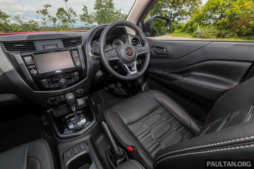 GALLERY: 2021 Nissan Navara Pro-4X facelift in-depth Image #1274246