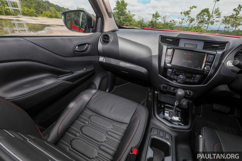 GALLERY: 2021 Nissan Navara Pro-4X facelift in-depth Image #1274247