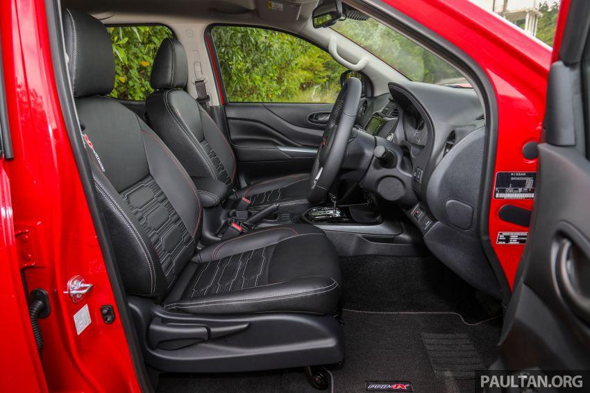 GALLERY: 2021 Nissan Navara Pro-4X facelift in-depth Image #1274248