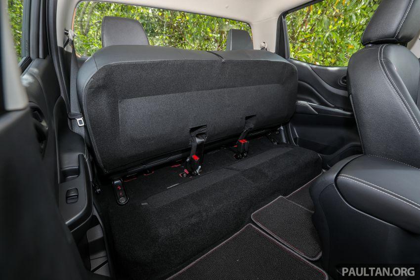 GALLERY: 2021 Nissan Navara Pro-4X facelift in-depth Image #1274261