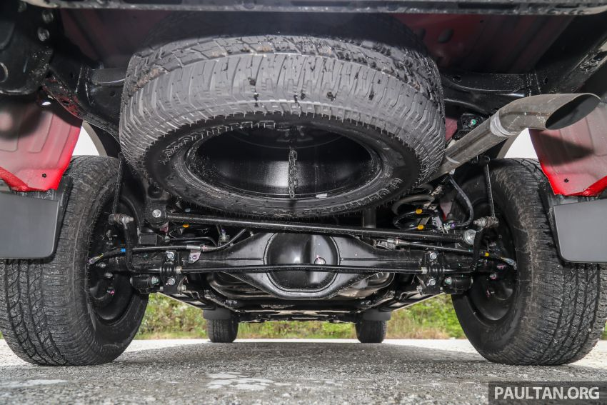 GALLERY: 2021 Nissan Navara Pro-4X facelift in-depth Image #1274275
