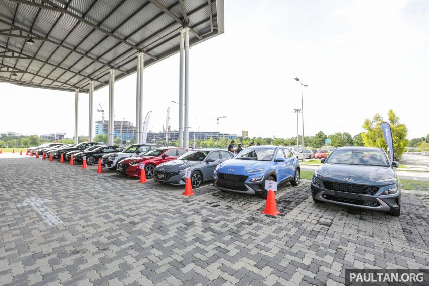 ACE 2021 starts today! Great deals from 12 car brands, buy and get RM2,550 vouchers, win lucky draw prizes Image #1282462
