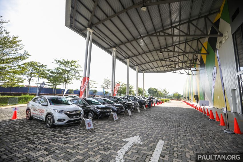 ACE 2021 starts today! Great deals from 12 car brands, buy and get RM2,550 vouchers, win lucky draw prizes Image #1282467