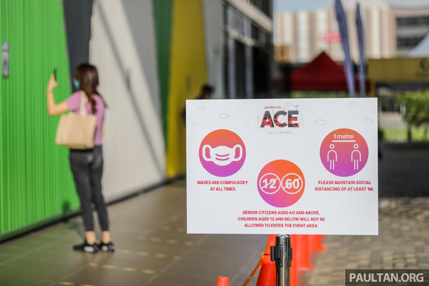 ACE 2021 starts today! Great deals from 12 car brands, buy and get RM2,550 vouchers, win lucky draw prizes Image #1282470