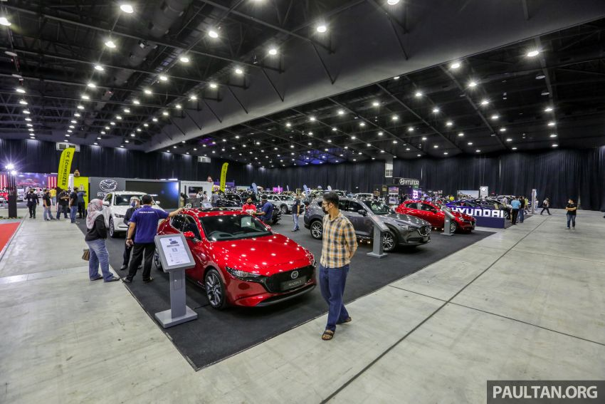ACE 2021 starts today! Great deals from 12 car brands, buy and get RM2,550 vouchers, win lucky draw prizes Image #1282494