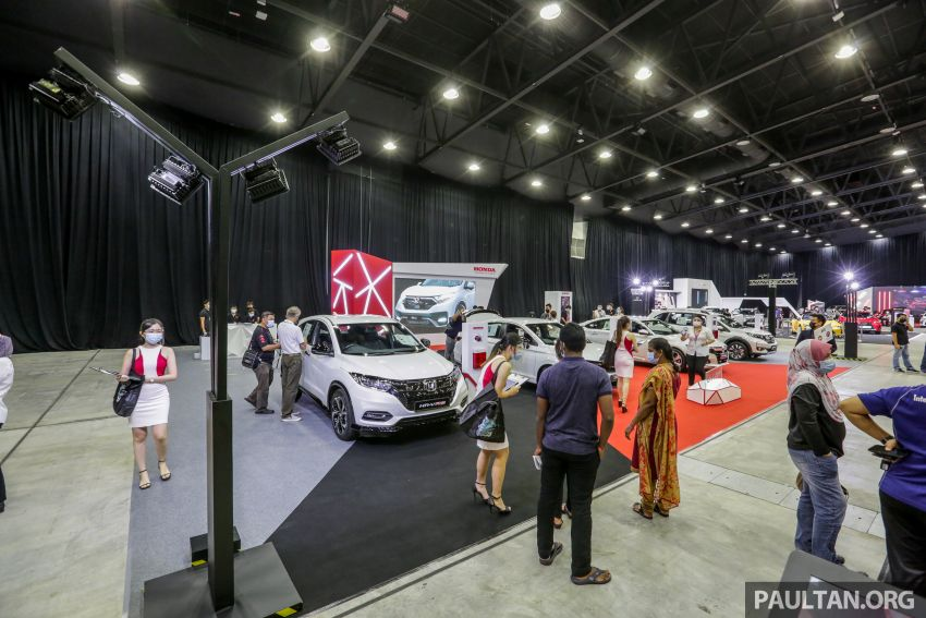 ACE 2021 starts today! Great deals from 12 car brands, buy and get RM2,550 vouchers, win lucky draw prizes Image #1282496