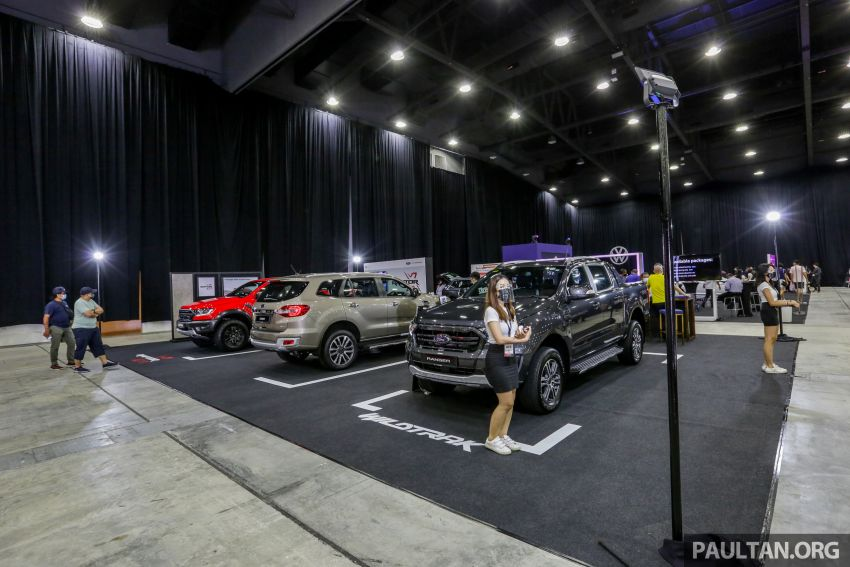 ACE 2021 starts today! Great deals from 12 car brands, buy and get RM2,550 vouchers, win lucky draw prizes Image #1282501