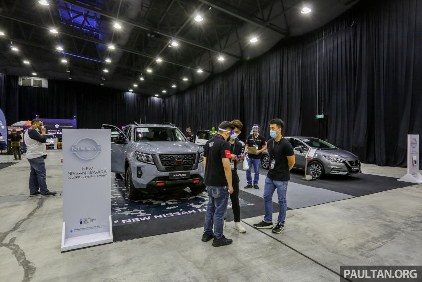 ACE 2021 starts today! Great deals from 12 car brands, buy and get RM2,550 vouchers, win lucky draw prizes Image #1282507