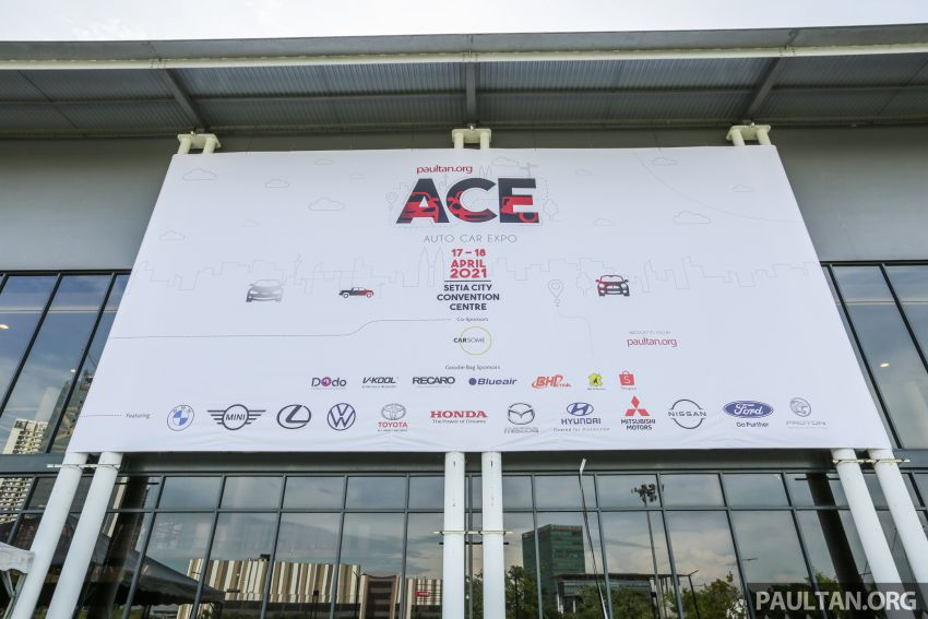 ACE 2021 starts today! Great deals from 12 car brands, buy and get RM2,550 vouchers, win lucky draw prizes Image #1282456