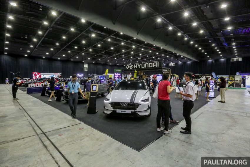 ACE 2021 starts today! Great deals from 12 car brands, buy and get RM2,550 vouchers, win lucky draw prizes Image #1282511