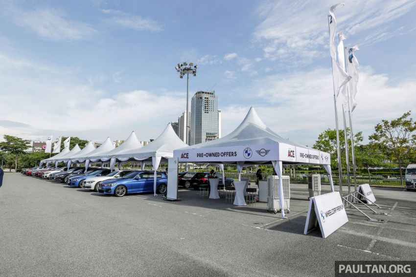 ACE 2021 starts today! Great deals from 12 car brands, buy and get RM2,550 vouchers, win lucky draw prizes Image #1282515