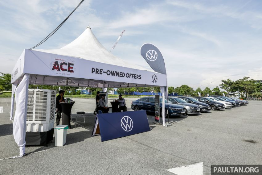 ACE 2021 starts today! Great deals from 12 car brands, buy and get RM2,550 vouchers, win lucky draw prizes Image #1282517