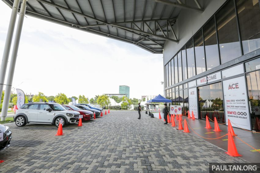 ACE 2021 starts today! Great deals from 12 car brands, buy and get RM2,550 vouchers, win lucky draw prizes Image #1282460