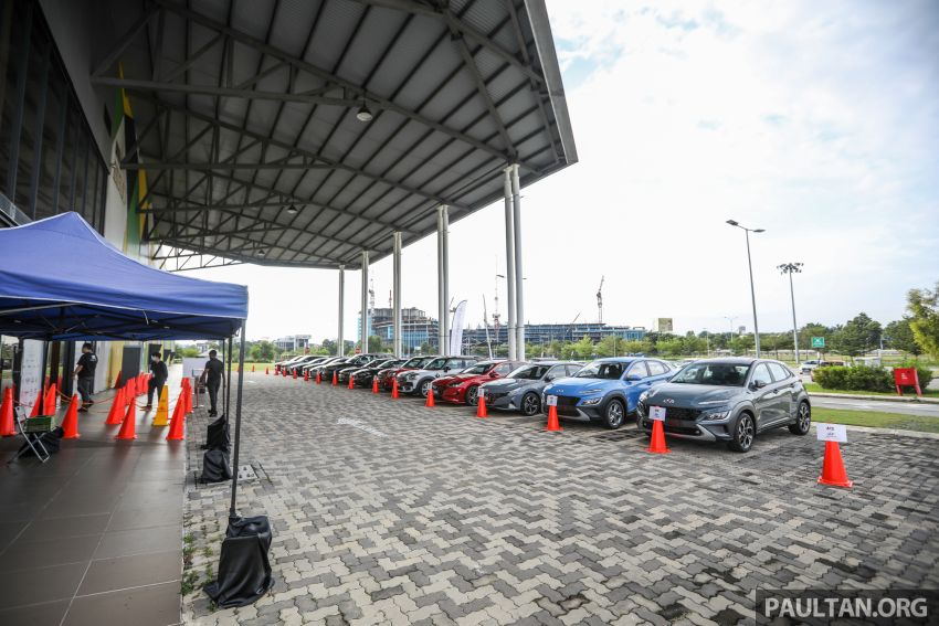 ACE 2021 starts today! Great deals from 12 car brands, buy and get RM2,550 vouchers, win lucky draw prizes Image #1282461