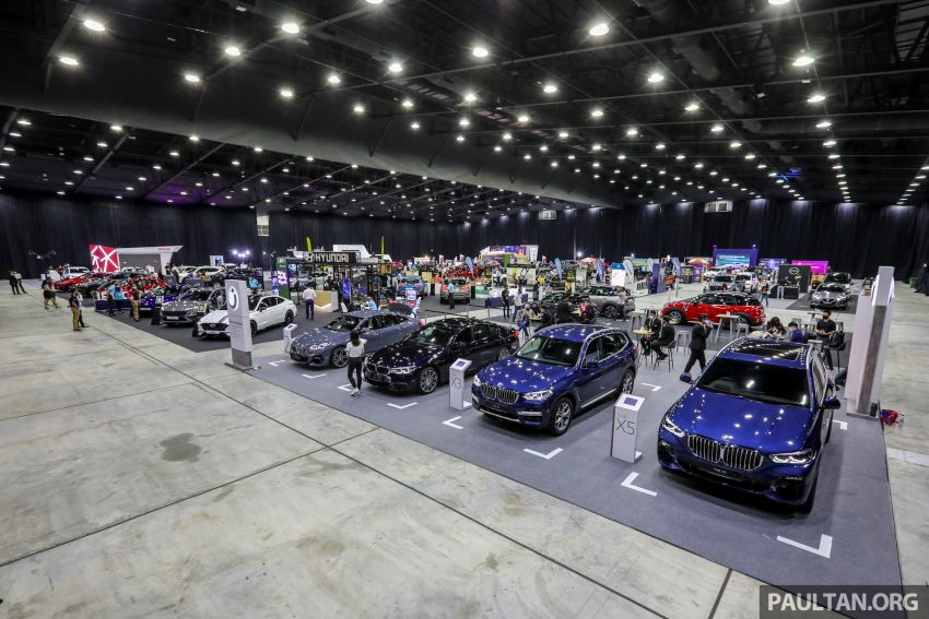 ACE 2021 – 561 cars worth RM80.5m sold in two days! Image #1285955