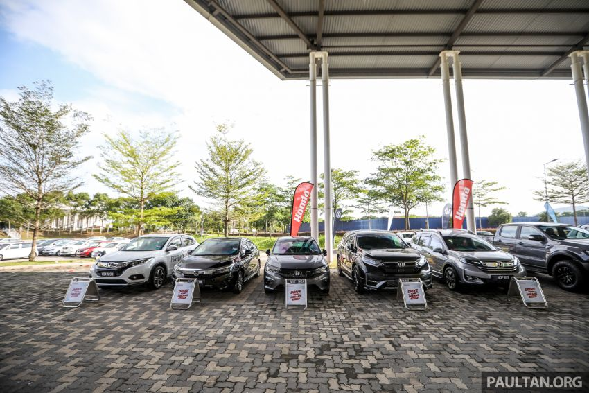 ACE 2021: All Honda models with full SST savings – get up to RM5k cash rebate plus RM2,550 in vouchers Image #1282637
